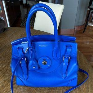 Ralph Lauren leather Rikki bag